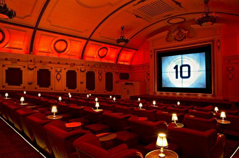 Art Talk at the Cinema in Soho House