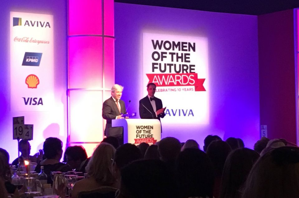 Women of the Future Awards, Arts & Culture Category